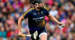 Tipperary's goalkeeper Darren Gleeson has retired. Photograph: James Crombie/Inpho