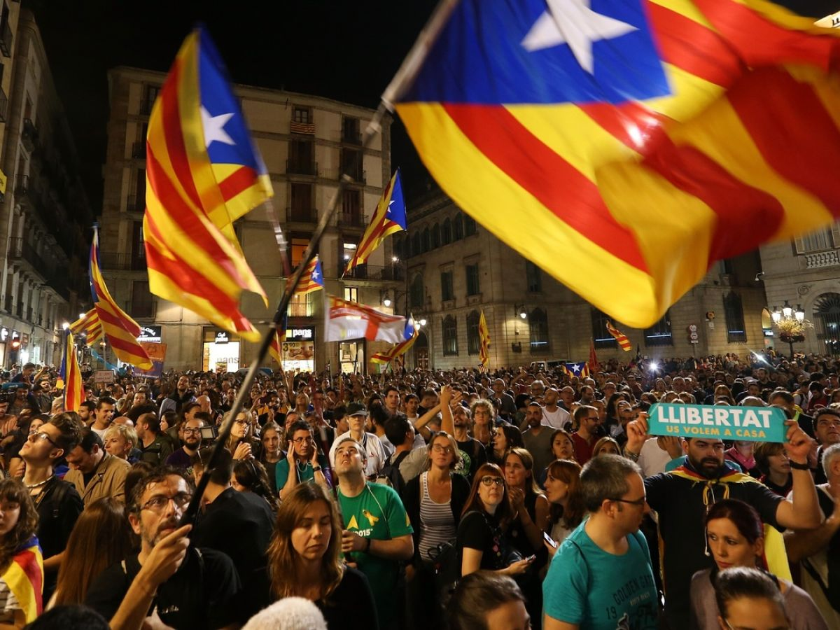 Catalan President May Declare Independence In Response To Direct Rule