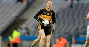 Colm Cooper will be in action for Dr Crokes in the Kerry SFC Final against South Kerry. Photograph:   Donall Farmer/Inpho