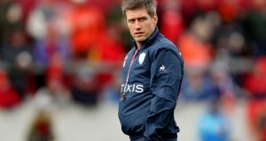 "Racing 92  assistant coach Ronan O'Gara: ""We need to get more stability, build our base and get more consistent performances."" Photograph:   Bryan Keane/Inpho"
