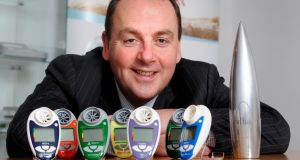 General manager of Vitalograph Ireland Frank Keane