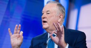 Bill O'Reilly: the size of his payment to Lis Wiehl caught executives at the company by surprise this week. Photograph: Nathan Congleton/NBC/NBCU Photo Bank via Getty Images