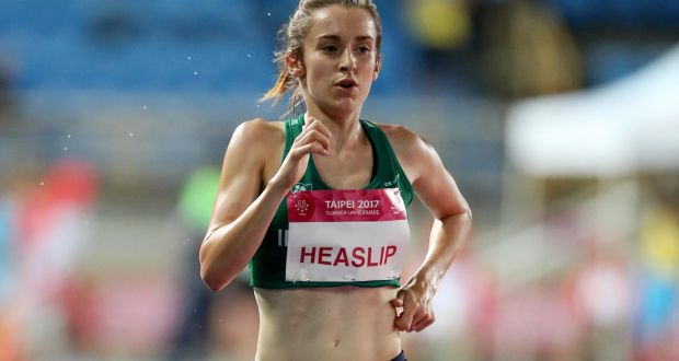 Former Irish dancer Heaslip wins international cross-country
