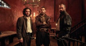 Anyone for torture? BBC's Gunpowder