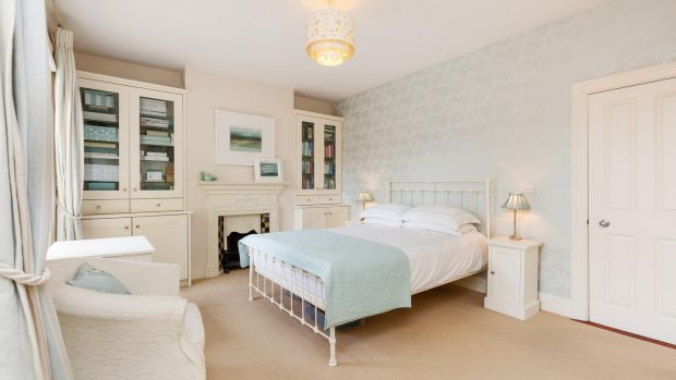 Double bedroom at No 56 Hollybank Road.