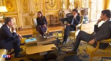 Doggyleaks: Macron's dog urinates on Élysée Palace fireplace during meeting