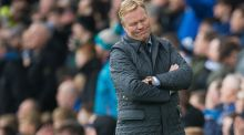 Everton have fired manager Ronald Koeman following Sunday's 5-2 defeat to Arsenal. Photograph: Peter Powell/EPA