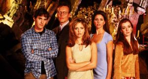 "Buffy the Vampire Slayer: ""In Buffy, its mostly clean-cut high-school kids from California and then the demons are the outsiders, the people no one wants to deal with. So it's actually an attack on conformism that was growing."""
