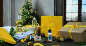 For a treasure trove of Christmas gifts think L'Occitane