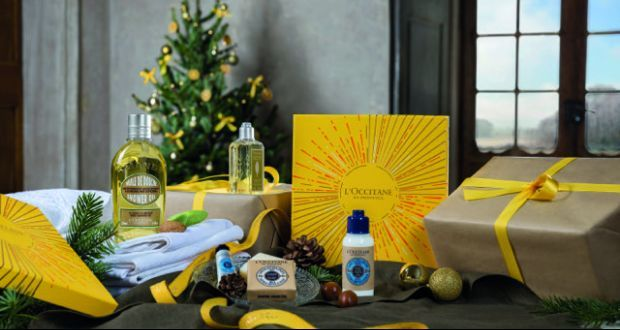 loccitane has gift ideas to suit every pocket