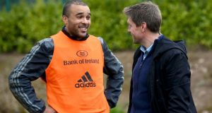 "Simon Zebo: ""In not taking this decision lightly I have decided on what's best for my family."""
