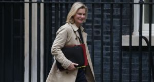 Britain's minister for women and equalities Justine Greening said: 'Our sisters need to have their human rights to be upheld'. Photograph: Daniel Leal-Olivas/AFP/Getty
