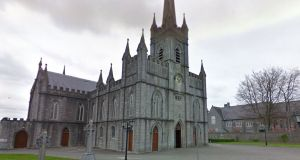 Jodie Lawlor Tyrrell will be buried on Wednesday after funeral Mass at St Brendan's Church in Birr. Photograph: Google Maps