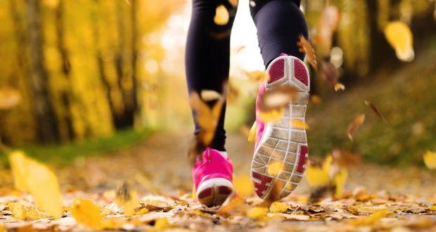 futás ősszel