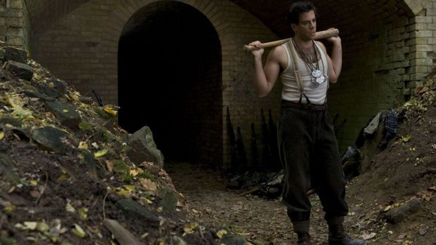 Eli Roth in Inglourious Basterds
