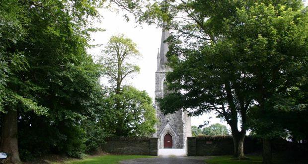 Kilcock road graveyard entrance