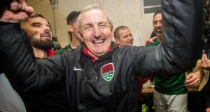 John Caulfield will need to get his recruitment right if Cork City are to retain the League of Ireland. Photograph: Ryan Byrne/Inpho