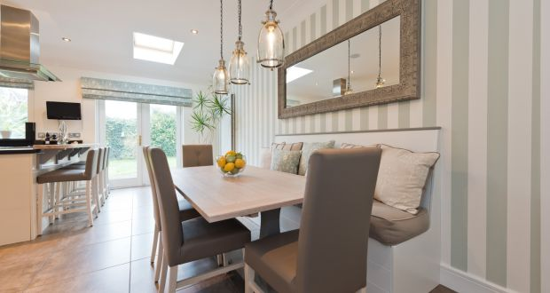 Delicieux Long Narrow Rooms Can Be Transformed With Built In Bench Seating And A  Refectory Design Dilemma How To Create Kitchen Dining Space That Works.