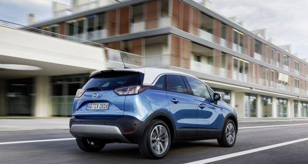 Opel's Crossland X is a new dawn, but a dim one