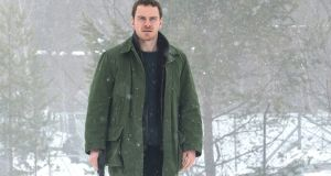 Michael Fassbender as Harry Hole in the film adapation of The Snowman by Jo Nesbo, which comes where in the series?