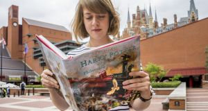 'Harry Potter: A World of Magic' is a lavishly illustrated coffee-table book