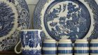 Willow Pattern presented a fantasy image of China to people who would never go. Photograph: iStock