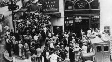 The Great Depression. Do we ever really learn, asks Marin Wolf.