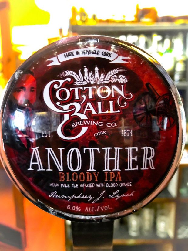 Another Bloody IPA by Cotton Ball