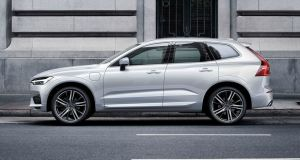 Volvo XC60  T8 version