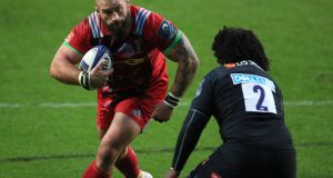 England prop Joe Marler will miss the matches against Australia and Argentina. Photograph: Mike Egerton/PA