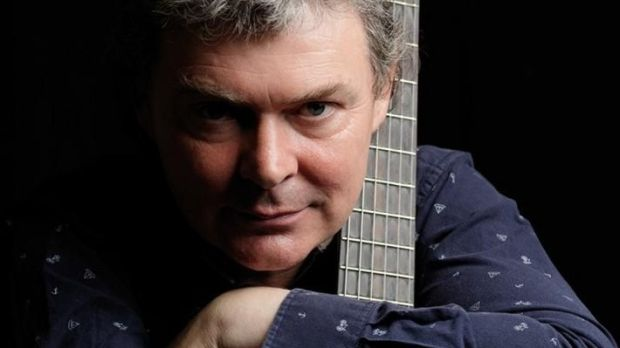 John Spillane is at the DC Music Club in Dublin on Sunday