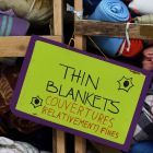 Donated blankets at a warehouse in Calais where charities  are providing food, clothing and personal hygiene items to migrants around the town. Photograph: Joe Giddens/PA Wire