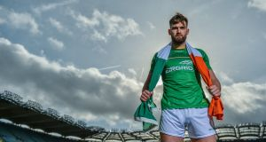 "Aidan O'Shea: will captain Ireland in Australia for the International Rules series.  ""It's a nice honour and nice for Mayo, my club and my family.""  Photograph:  Piaras Ó Mídheach/Sportsfile"