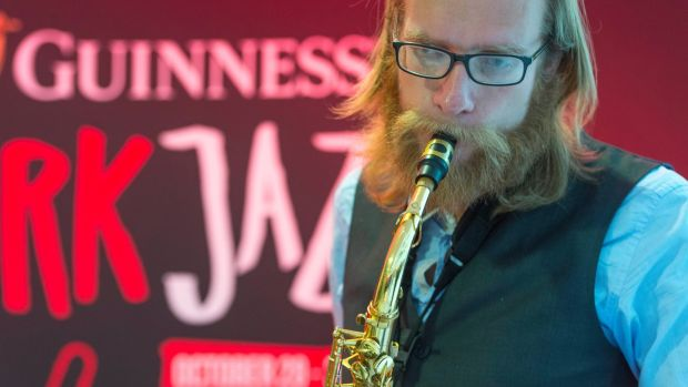 The Cork Jazz Festival runs in Cork from October 27th to 30th. Photograph: Michael Mac Sweeney/Provision