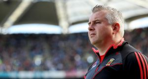 Mayo manager Stephen Rochford has agreed a two year extension. Photograph: Tommy Dickson/Inpho
