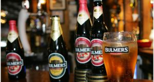 The manufacturer, marketer and distributor of Bulmers, beer, wine, soft drinks and bottled water announces results on Thursday. Photograph: Bryan O'Brien