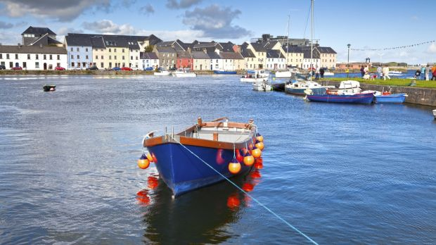 Enjoy the views of Galway Bay from the Galway Bay Hotel, from €39.50pps B&B