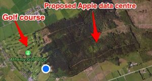 'It is more often the legal process that holds things up, as we saw with the Apple Data Centre in Galway'