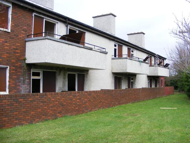 Annaghmore Court replaced a derelict 1960s housing scheme