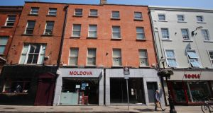 Number 37 and 38 Capel Street in Dublin has been sold to a private investor for €3.5 million
