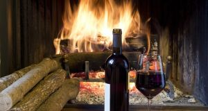 It's good to have a choice of winter wines that you don't have to think about too much. Photograph: iStock