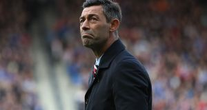 Rangers have sacked manager Pedro Caixinha after seven months in charge. Photograph: Ian MacNicol/Getty Images