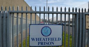 Wheatfield prison governor Frances Daly, who has been involved with the programme since 2009, says she is proud to say how the programme has changed the lives of prisoners. Photograph: Alan Betson