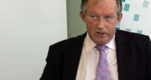 Tom Parlon rejected suggestions that CIRI lacked independence and transparency. Photograph: Cyril Byrne / The Irish Times