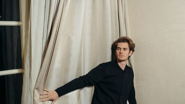 "Andrew Garfield: ""There is a false idea that you can be anything you want to be."" Photograph: Elizabeth Weinberg/The New York Times"