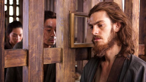 Andrew Garfield in Mel Gibson's Silence