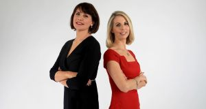 Keelin Shanley and Caitriona Perry will present RTÉ Six One News, starting in January