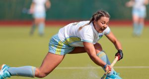 Lena Tice: key figure in UCD defence. Photograph: Paul Walsh/INPHO