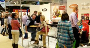 Ideal Home Show: 240 stands spread across almost three acres at the RDS