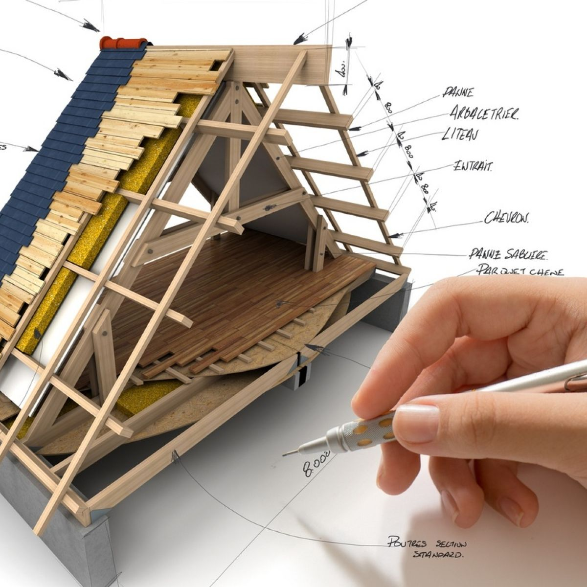How Can We Get A Flat Roof And Satisfy Insurance Requirements